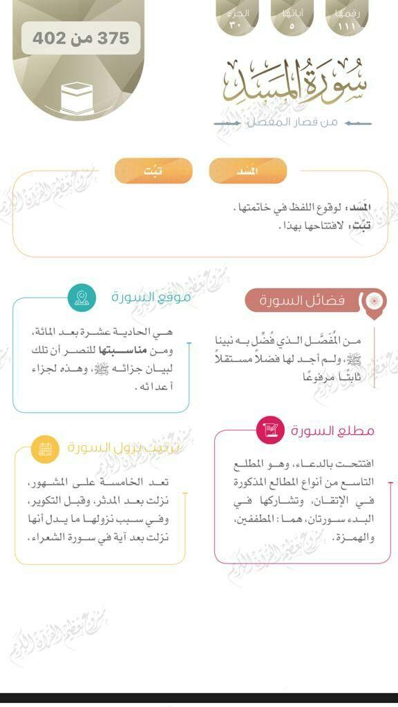 Pin By Kami Ziane On بطاقات التعريف بسور القرآن الكريم Shopping