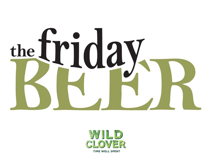 Friday's call for delicious food, great company and craft beer! Start off the weekend the only way it should.