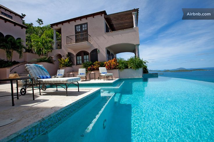 Luxury Ocean View Villa à St. John