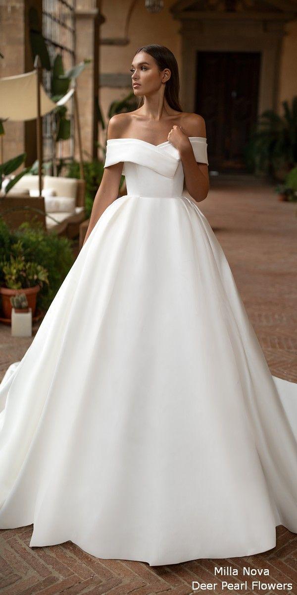 """Milla Nova 2020 """"Royal"""" Bridal Assortment"""