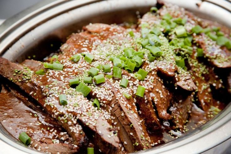 Use Your Slow Cooker to Make This Teriyaki Beef