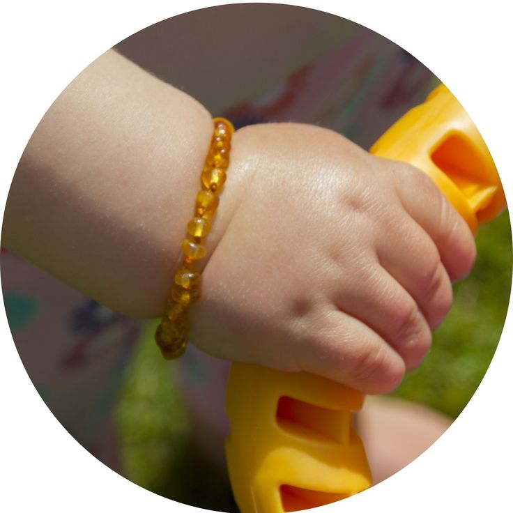 Bambeado Baby Braclet Bud 14cm - Honey