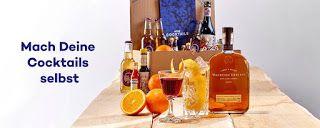 Einkaufen und Geld Sparren: Online Cocktails bestellen - Selber mixen