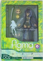 マックスファクトリー FIGMA灼眼のシャナ2 シャナ 黒髪ver