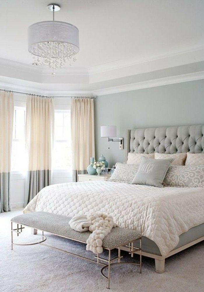 50 beruhigende Ideen für Schlafzimmerwandgestaltung