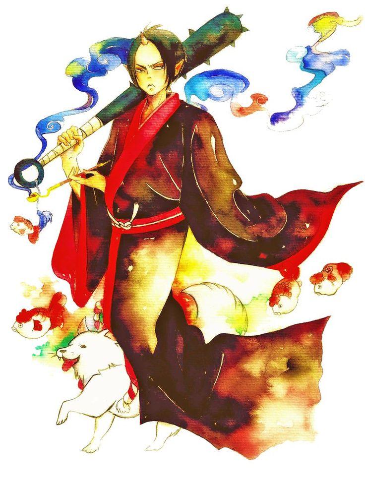 Hoozuki no Reitetsu by cHiBiX86