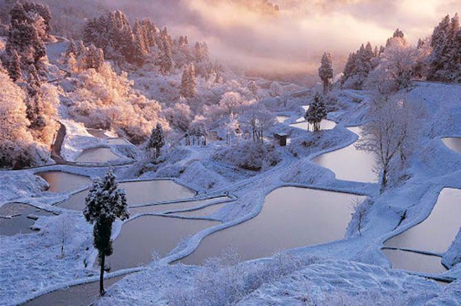 25 das mais belas paisagens naturais em torno do mundo