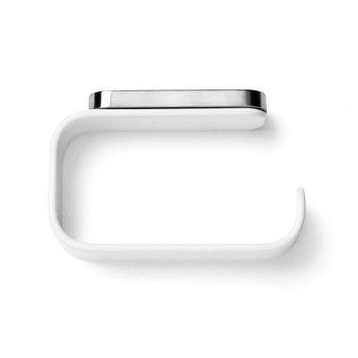 Norm Bath Toilet Roll Holder Vit Toalettrullehållare | Menu | Länna Möbler | Handla online