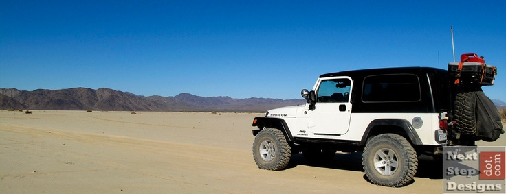 For Sale 2005 Jeep Wrangler Rubicon Unlimited (LJ) - Low miles, well built
