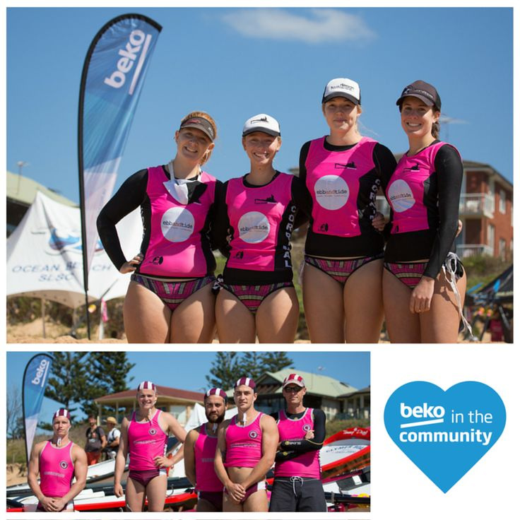 Beko is excited to be helping teams be the best of the best at the Surf Life Saving NSW State Championships Event which starts today at Ocean Beach, Umina. It's the Beko spirit to give back to the community, just as Surf Life Saving NSW does through a lot of hard work and dedication.   Beko in the Community supports groups like Surf Life Saving NSW, so they can save lives, create great Australians and build better communities.