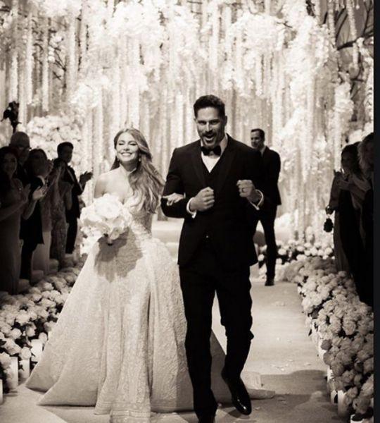 Les mariées de 2016 qui vont vous inspirer pour 2017 : osez la différence ! Image: 19