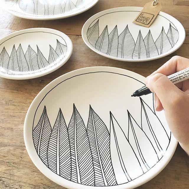 Handmade plates – #carving #handmade #plates – #ca…