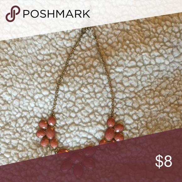 Necklace Simple coral statement necklace Jewelry Necklaces