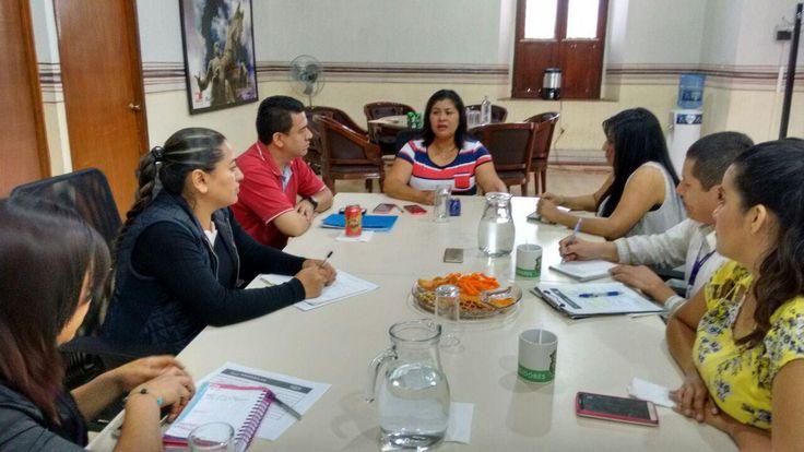 En reunión de trabajo, la regidora y coordinadora de la Comisión de Salud y Asistencia Social, Adela Alejandre Flores, expuso las actividades que ha realizado esta cartera del Ayuntamiento, entre ...
