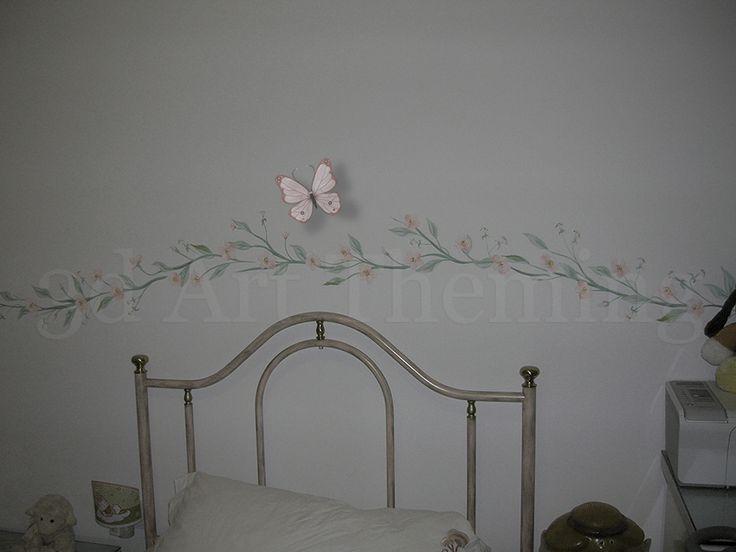ζωγραφική κρεβατοκάμαρας