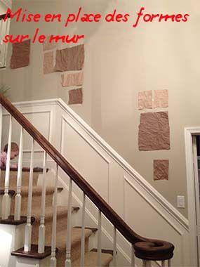 conseils d co pour l 39 accrochage de cadres mont e d 39 escalier pinterest conseil deco cadres. Black Bedroom Furniture Sets. Home Design Ideas