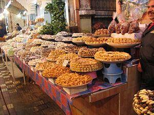 Meknes - stop off for Volubilis