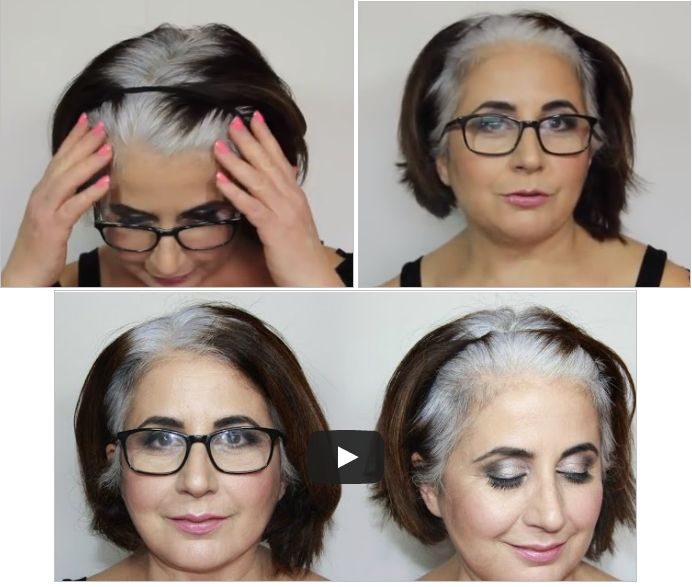 Fine 1279 Best Images About Gorgeous Gray Hair On Pinterest Long Gray Short Hairstyles Gunalazisus