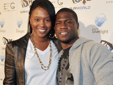 THIS IS THE CHRONICLES OF EFREM: Kevin Harts EX-Wife Torrei Hart Awarded $175K in Divorce!