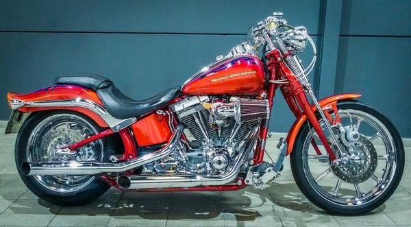 Se vende | For sale Harley-Davidson Springer CVO 2007. 15900€
