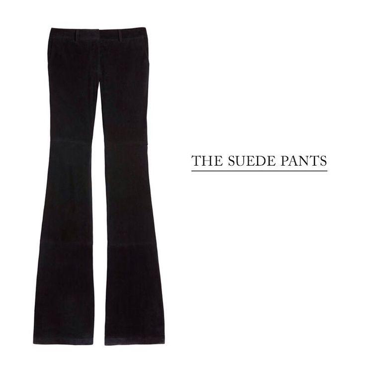 In questo pantalone vedi uniti i tuoi 2 elementi!