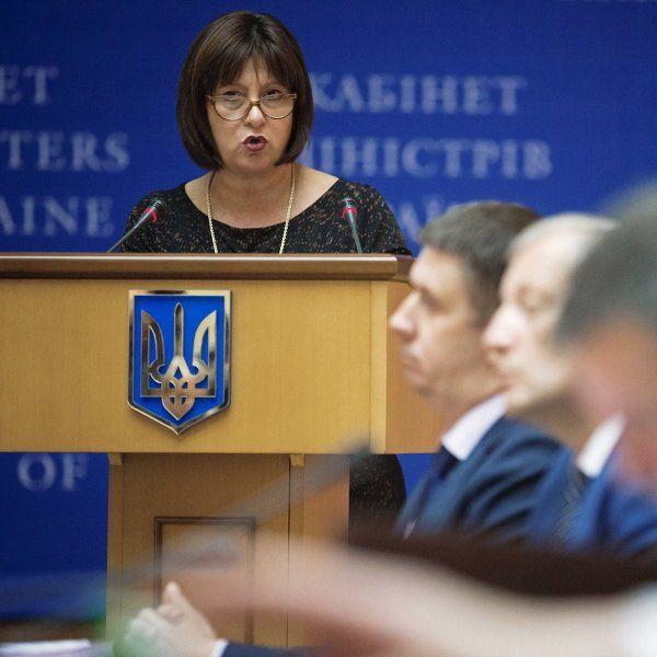 Необходимо сосредоточить внимание не на персоналиях, а на принципах, заявила министр финансов Украины. Официальный Киев ранее заявил о необходимости переформатирования правительства.