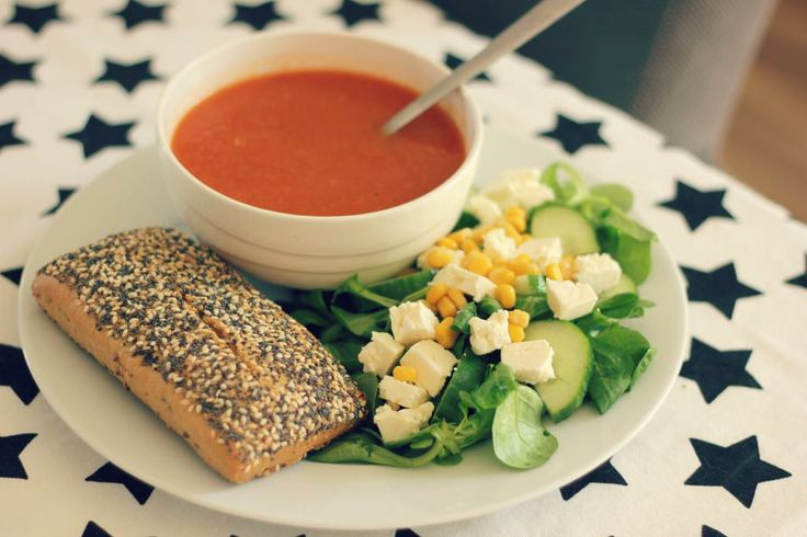 Recipe: Tomatensoep WeightWatchers #weightwatchers #recipes #nopoints
