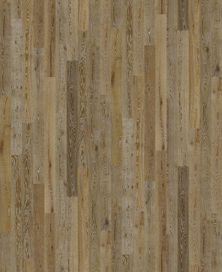 ADMONTER - 3D textures of wooden floors OAK - Oak medium white