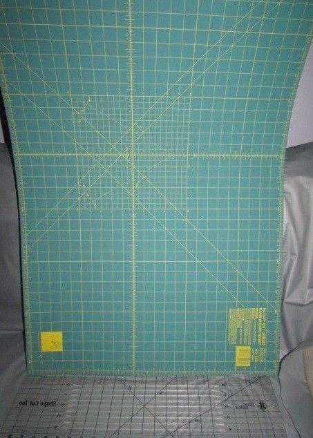 Olfa Rotary Cutting Mat 36 X 24 Art Craft With Grid June Tailor Shape Cut Ii Olfa Cuttingmat Mat Art Craft Hobby Matwithgrid Ebay World