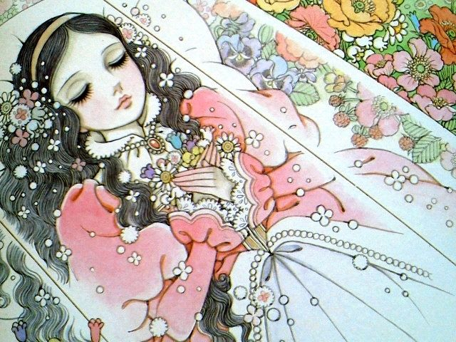 Snow White by Macoto Takahashi ღ