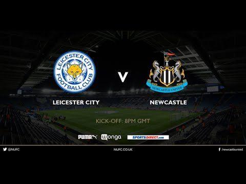 Leicester City vs Newcastle United 1-0 Full Match - Premier League - 14/...