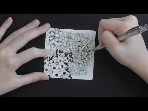 Zentangle Classes by Everything Is Art - YouTube