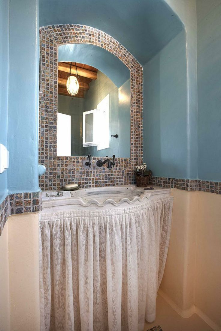 Antigone Villa Bathroom