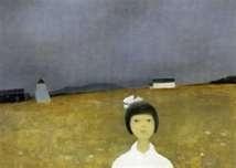 Jean Paul Lemieux - one of my fave artistis