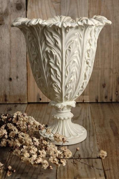 "Save on Crafts- Vase for Altar Flowers- 8""X10"" with 5.5"" inside depth- $19"