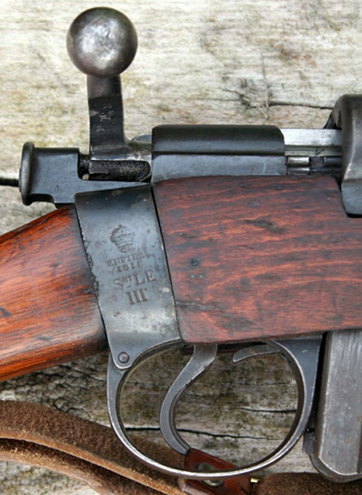1916 Lee Enfield SMLE No.1 Mk.III | Lee enfield