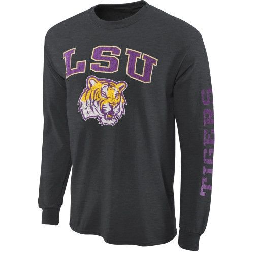 LSU Tigers Long Sleeve Tee