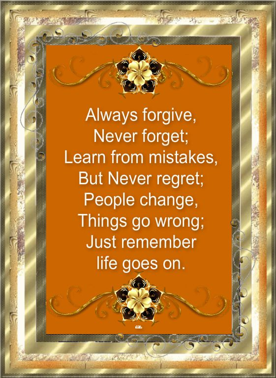 4 Reasons to Forgive but Not Forget - Psych Central