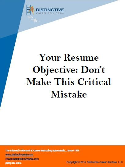 A Job Resume Reflects You As A Person So It Is But Fitting To Put All  Objective For Job Resume