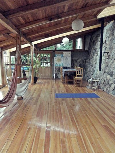 amazing yoga studio designs | yoga-studio-black-sheep-inn