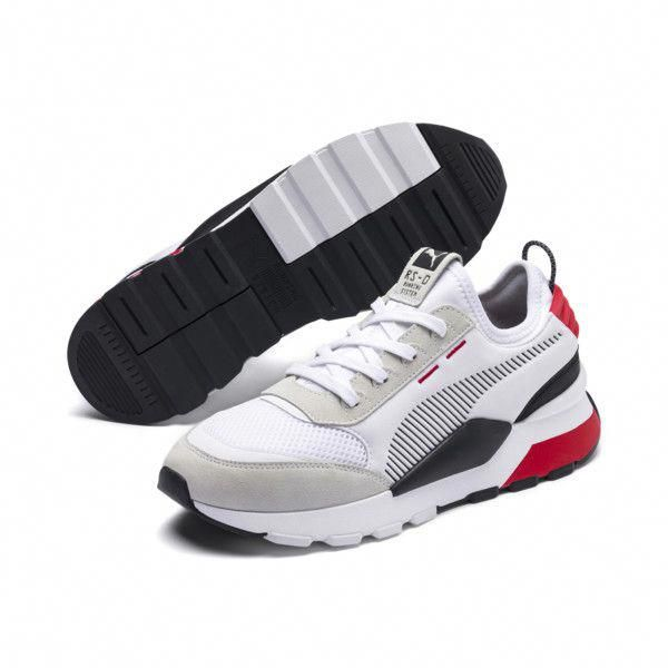 Image 1 of RS-O Winter Inj Toys Men's Sneakers, Puma White ...