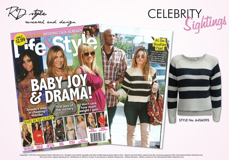 RD Style in Life & Style April 2012