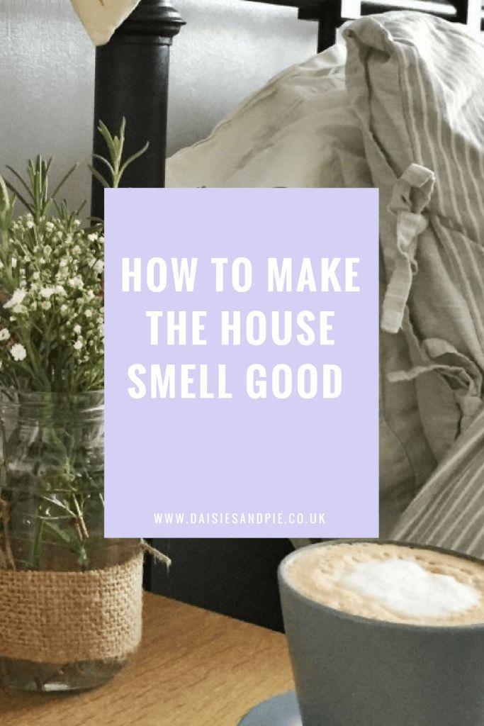 Get model home smell