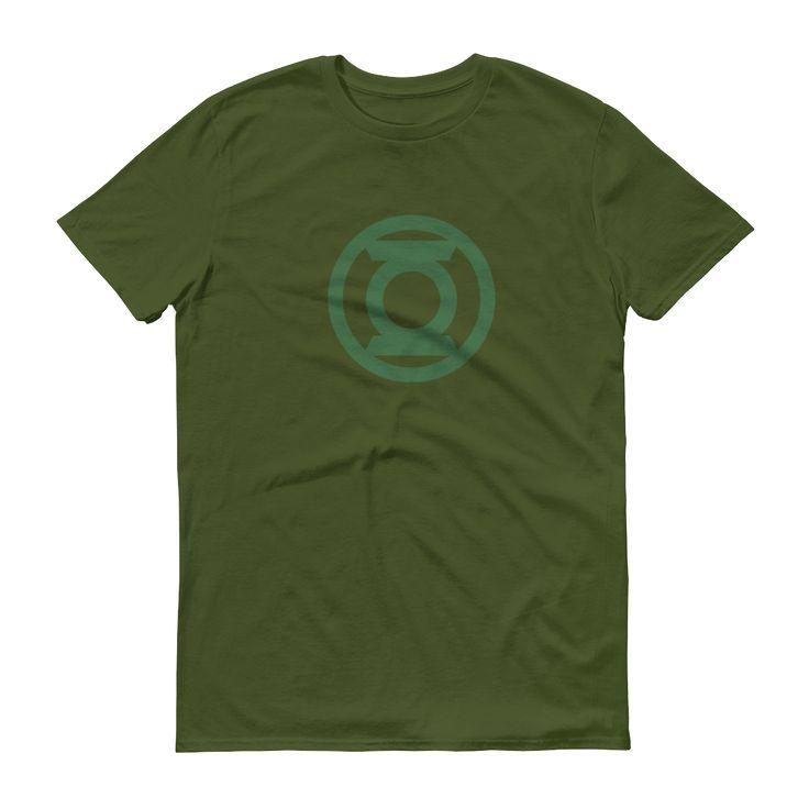 Green Lantern Short Sleeve T-Shirt