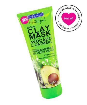 No. 14: Freeman Feeling Beautiful Avocado & Oatmeal Facial Clay Mask, $4.29