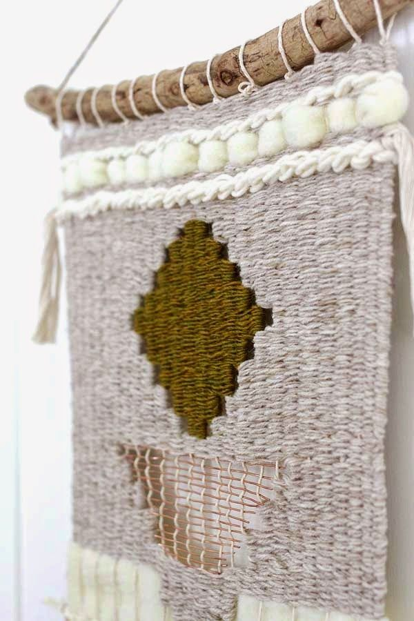 an-magritt #wallhanging #woven #wovenwallhanging #weaving #loom
