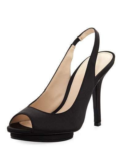 Rivka Slingback Dressy Sandal, Black