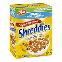 Post Shreddies Cereal - Original $11.00