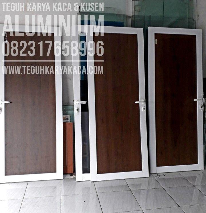 Model pintu aluminium HPL 0823 1765 8996 (Dengan gambar ...