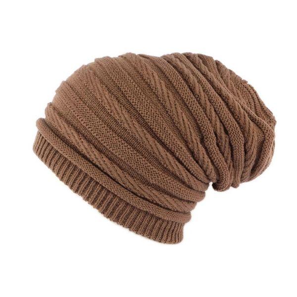 Bonnet Rasta Oversize Marron Clair Jack Nyls Creation #bonnet #mode #bonplan #streetwear #soldes2016 sur votre #startup Hatshowroom.com